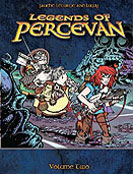 Percevan US#2 : Legends of Percevan #2