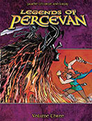 Percevan US#3 : Legends of Percevan #3