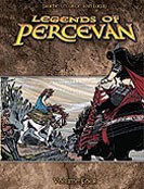 Percevan US#4 : Legends of Percevan #4